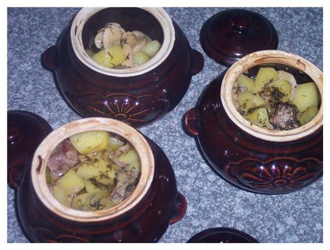 рецепты блюд для духовки с картошки