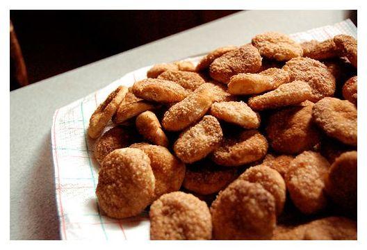 Рецепты печенья с фото с корицей