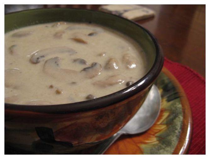 рецепт грибного супа из маховиков