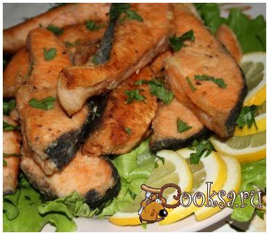 Праздничные рыбные блюда рецепты с фото
