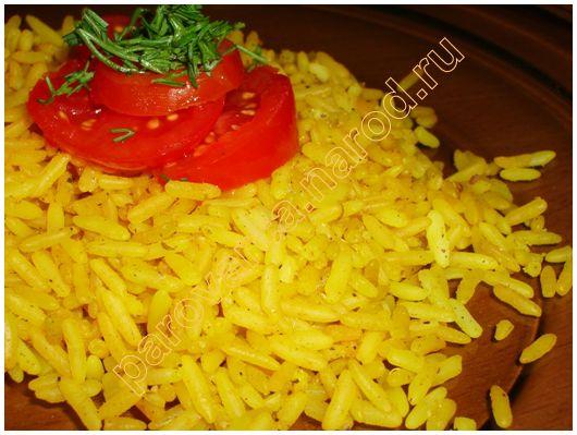 Рис в пароварке рецепты с фото